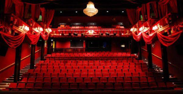 Tiyatro ile Bir Mola Vermeli Hayata