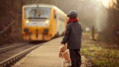 """Trenler Sevdiklerimizi Alıp Götürdü"""""""