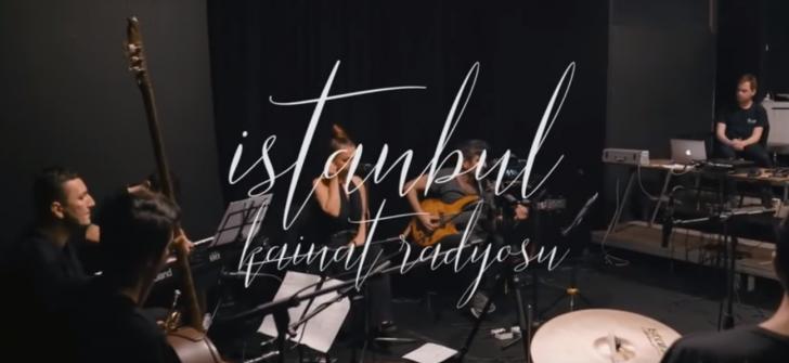 İstanbul Kâinat Radyosu – Aşkın Elinden (müzik)