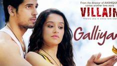 Lyrical: Galliyan Full Song with Lyrics | Ek Villain (Müzik Video)