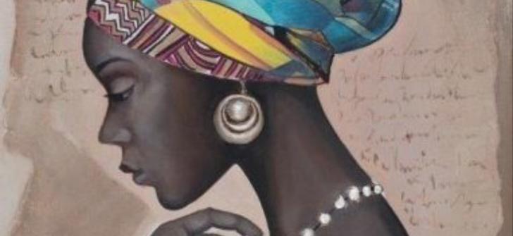 Kara Kadın/Leopold Sedar Senghor
