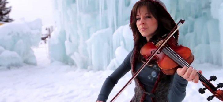 Crystallize – Lindsey Stirling (Dubstep Violin Original Song)